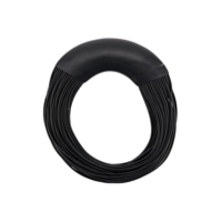 Monies Colar Multi Wire - Preto