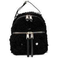 Moschino B-Pocket Backpack - Preto