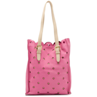 Moschino Cheap & Chic Perforated Tote Bag - Rosa