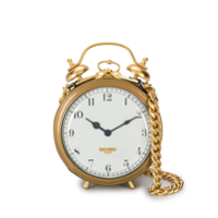 Moschino Clutch Circus Clock - 1149