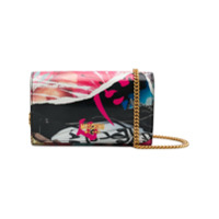 Moschino Clutch Estampada - Estampado