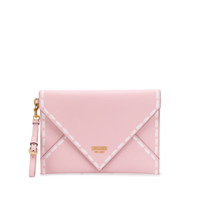 Moschino Clutch Evelope - Rosa