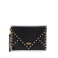 Moschino Clutch 'teddy Bear' - Preto