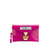 Moschino Clutch 'teddy Bear' - Rosa