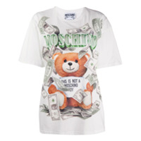 Moschino Teddy T-Shirt - Branco