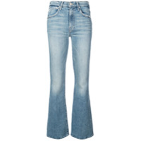 Mother Bootcut Jeans - Azul