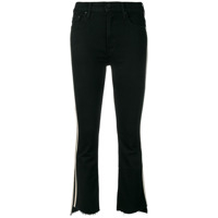 Mother Calça Jeans Com Listra Lateral - Guilty Racer