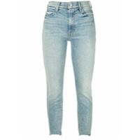 Mother Calça Jeans Skinny The Stunner Ankle Chew - Azul
