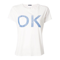 Mother Camiseta Ok - Branco