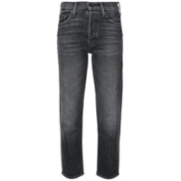 Mother Classim Slim-Fit Jeans - Azul