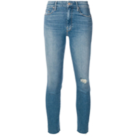 Mother Calça Jeans Skinny 'megan' - Azul