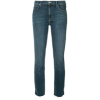 Mother The Rascal Ankle Jeans - Azul