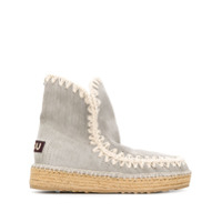 Mou Eskimo 18 Ankle Boots - Cinza