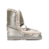 Mou Ankle Boot - Cinza