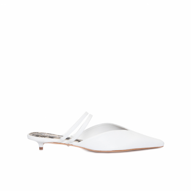 Mule Feminino Summer Mestico - Off White
