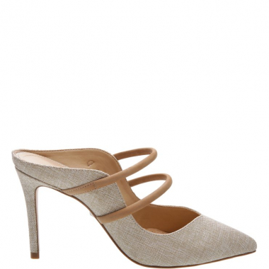 Mule Mary Jane Linho Natural | Schutz