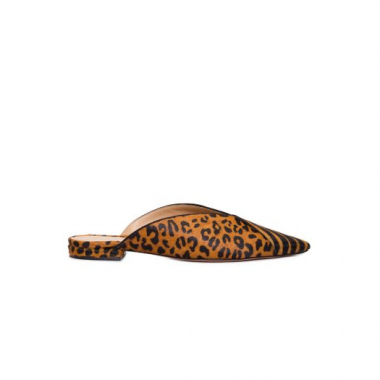 Mule Mix Schutz - Animal Print