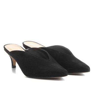 Mule Shoestock High Vamp-Feminino