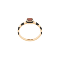 Nevernot Anel 'grab And Go Ready 2 Radiate' De Ouro 18K - Metálico