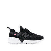 New Balance Lace Up Sneakers - Preto
