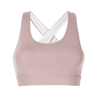 Nimble Activewear Top Esportivo Free Form - Rosa
