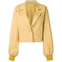 Nina Ricci cropped jacket - Neutro