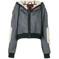 No Ka' Oi Cropped Puffer Jacket - 531