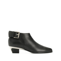 Nº21 Ankle Boot Clássica - Preto
