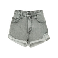 Nobody Denim Boho Short Confusion - Cinza