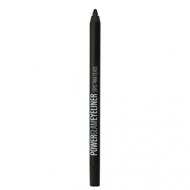 Power Glam Eyeliner Black Midnight - Lápis De Olho