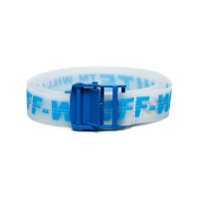 Off-White Cinto Industrial - Azul