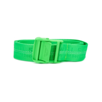 Off-White Cinto Industrial - Verde