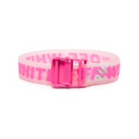 Off-White Cinto Industrial - Rosa