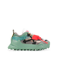 Off-White Odsy-1000 Sneakers - Azul