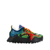 Off-White Odsy-1000 Sneakers - Verde