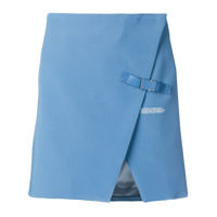 Off-White Saia Envelope - Azul