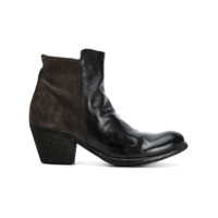 Officine Creative Ankle Boot 'giselle' - Marrom