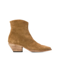 Officine Creative Ankle Boot - Marrom