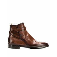 Officine Creative Ankle Boot 'sandie' - Marrom