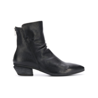 Officine Creative Bota 'salome' De Couro - Preto