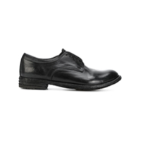 Officine Creative Brogue De Couro 'lexikon' - Preto