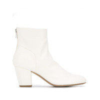 Officine Creative Classic Ankle Boots - Branco