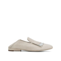 Officine Creative Lucy Fringe Loafers - Cinza