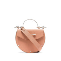 Okhtein Bolsa Transversal 'oak On Brass' - Rosa