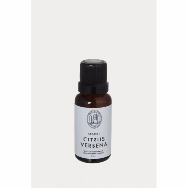 Óleo Concentrado - Citrus Verbena - 20Ml