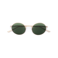 Oliver Peoples Óculos De Sol 'after Midnight - Metálico