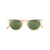 Oliver Peoples Óculos De Sol 'oliver Peoples X The Row' - Amarelo
