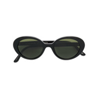 Oliver Peoples Row Parquet Sunglasses - Preto