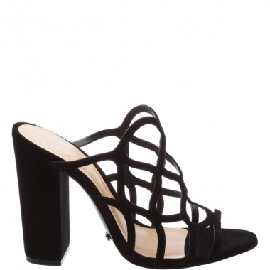 Olívia Mule Forms High Heel Black | Schutz
