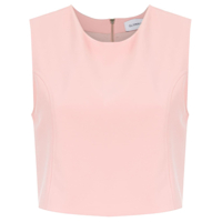 Olympiah Blusa Cropped 'spezzia' - Rosa